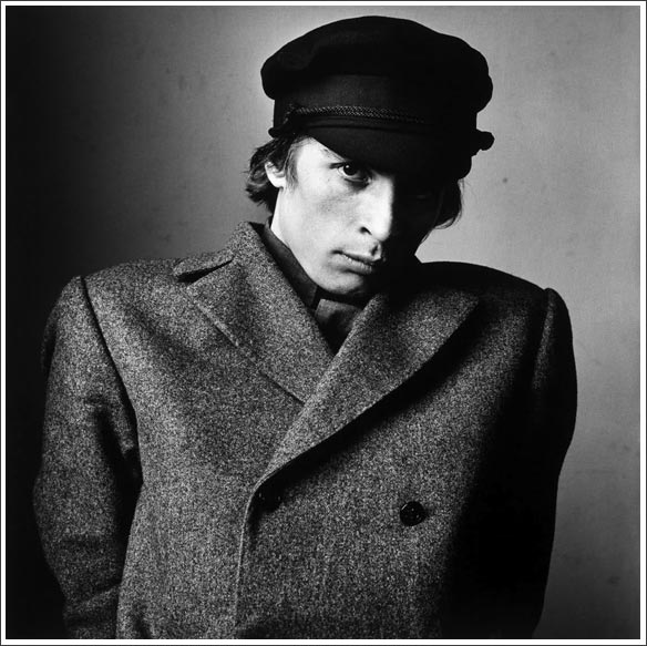 rudolf nureyev by irving penn 1965