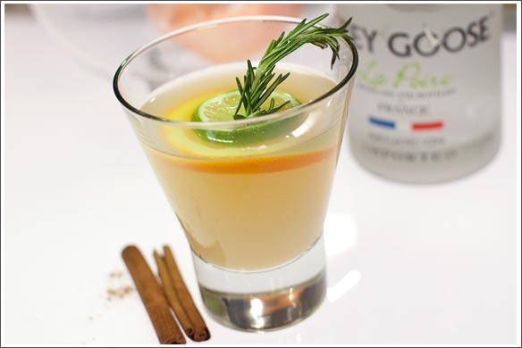grey goose cocktail