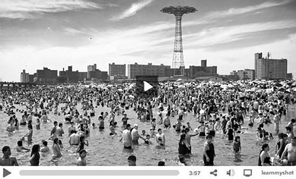 hestoric photography coney island