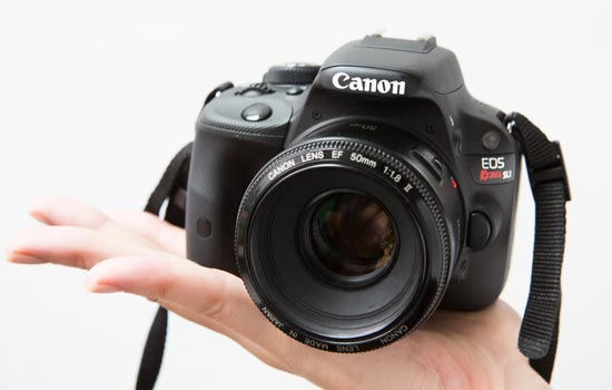 canon rebel sl1 review dslr equipment gear
