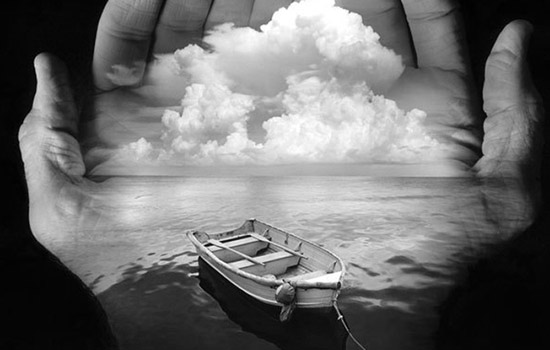 special effects boat trick photography clouds layers magic